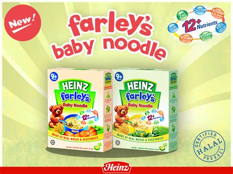 Heinz Farley S Baby Noodle heinz baby goes for stronger halal certification