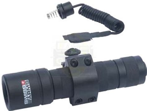 Switch Lu Xeon le 3w luxeon swiss arms switch piles bague airsoft