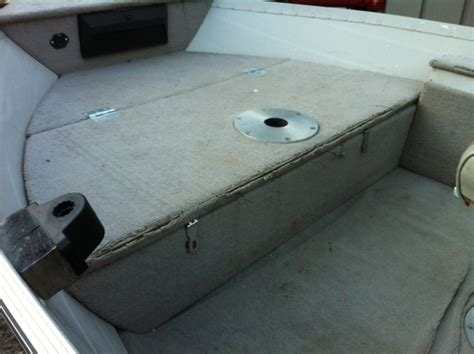 fishing boat vinyl flooring floor switch over i hate rug the hull truth boating