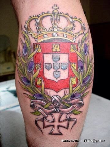 portuguese tattoos designs portuguese cross tattoooos portuguese