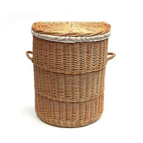Laundry Basket By Prestige Wicker Notonthehighstreet Com Basket Laundry