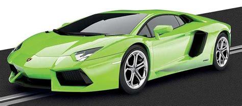 Lime Green Lamborghini Price Scalextric C3660 Lamborghini Aventador Lp 700 4 Lime Green