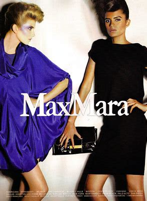 Donaldson Modelling For Max Maras 2008 Advertising Caign by Model To Lakshmi Menon La Dolce Vita Fashion Fix