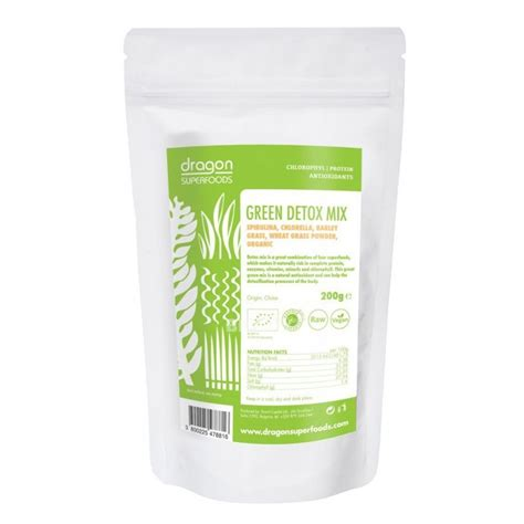Superfood Detox Mix by Superfoods Bio Green Detox Mix 200g V 225 S 225 Rl 225 S