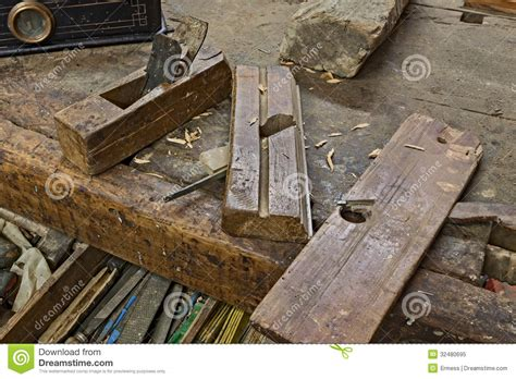 ancient woodworking tools woodworking tools royalty free stock photo image 32480695