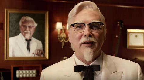 ky commercial actress actors in kentucky fried chicken commercials