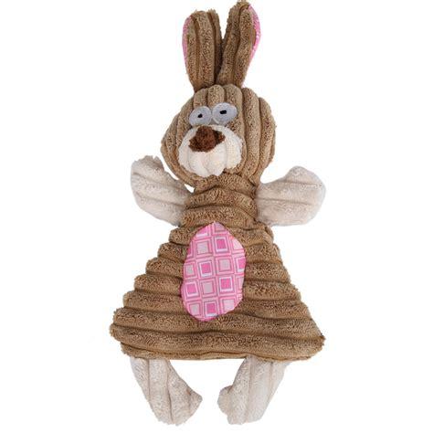 squeaky sound toys pet puppy chew squeaker squeaky plush sound rabbit elephant stuffed