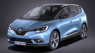 Renault Grand Scenic The Motoring World Fleet World Renault Takes A