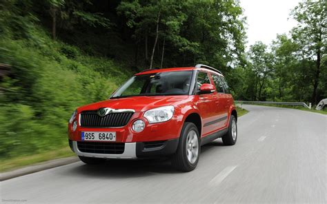 skoda yeti price out in open widescreen car picture