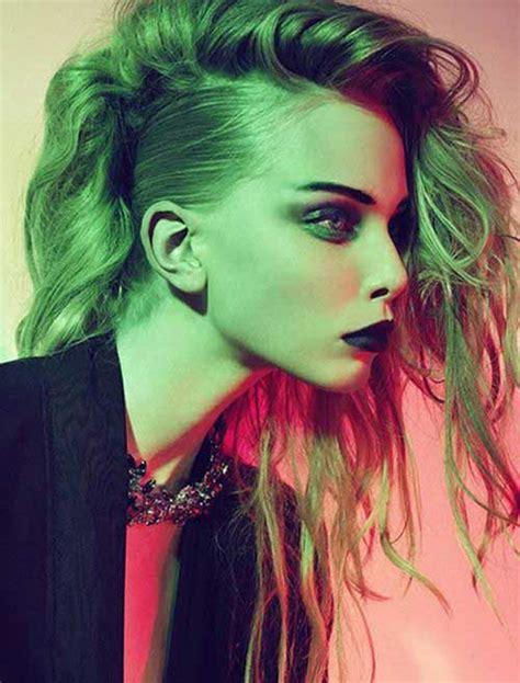 show me rockstar hair cuts best 25 punk rock hairstyles ideas on pinterest punk