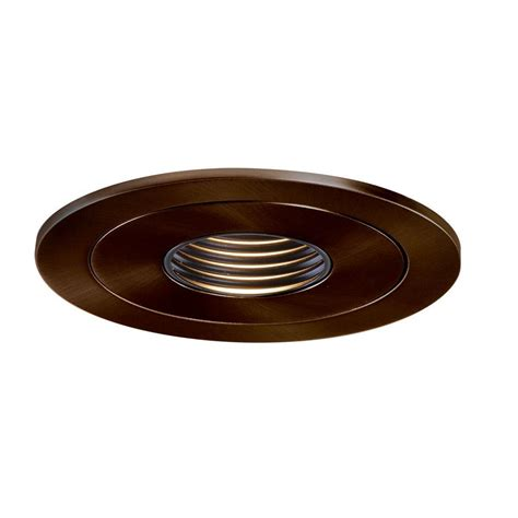 elite 4 low voltage recessed lighting halo 6 in tuscan bronze recessed lighting black coilex