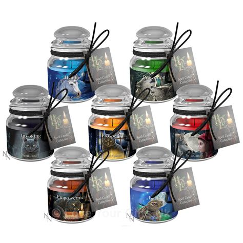 In Jar Emc Original Magic 2 spell candle jar and spell by 9 cm high pagan wiccan magic craft ebay