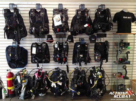 the dive shop courses montreal
