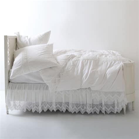 ashwell shabby chic bedding ashwell cluny lace bedding