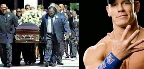 wwe john cena wrestler dies bollywood kick john cena dead or alive
