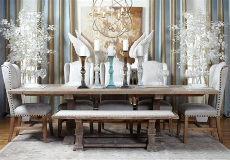 uphostered bench dining table with bench and chairs were comfortable the decoras jchansdesigns