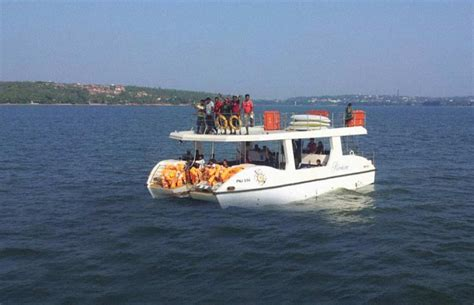 boat cruise in south goa adventure trips in india trekking rafting paragliding