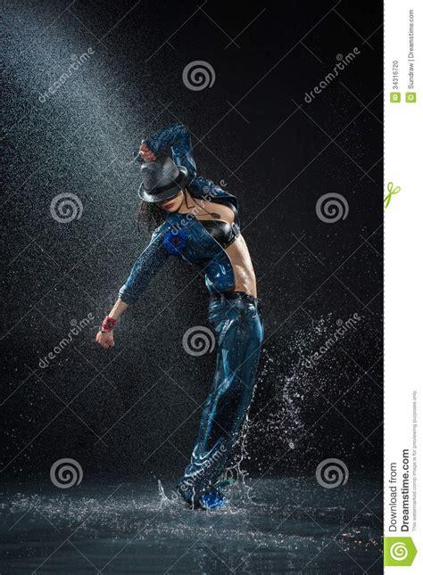 donna bagnata donna bagnata di fotografia stock immagine