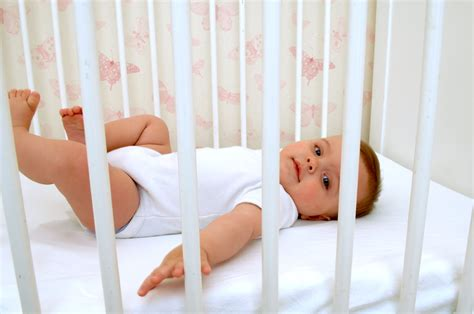 Baby Sleep Crib by Grandparent Caregivers Unaware Of New Safety Guidelines