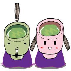 Nokia X By Merry K Shop green tea samurai quot gutty quot creators stickers