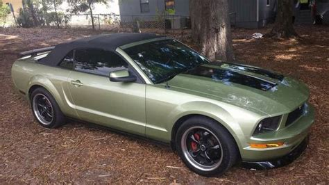 all car manuals free 1974 ford mustang navigation system 2005 ford mustang custom green and black for sale