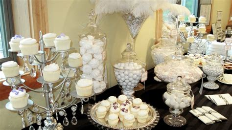 Fall Centerpieces With Feathers by 15 Awesome Candy Buffet Ideas To Steal Candystore Com