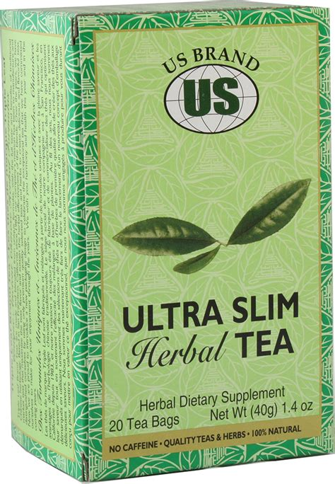 Tripple Leaf Detox Tea Sugar Cravings by Ultra Slim Tea New Formula