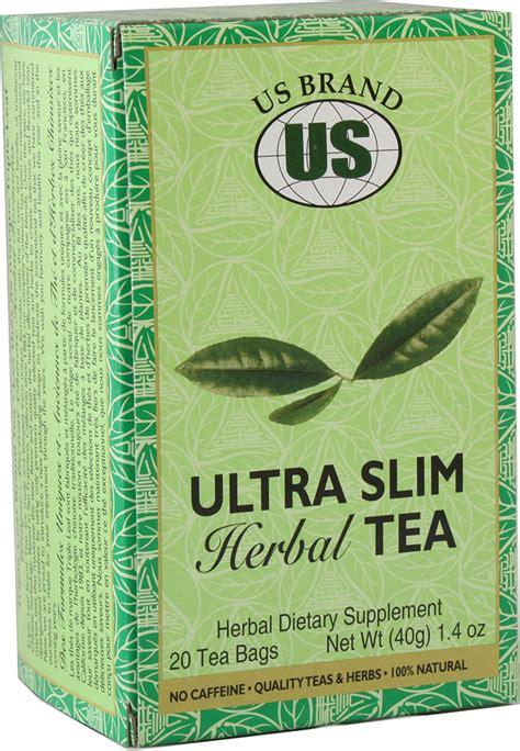 Ultra Slimming Detox Tea by Ultra Slim Tea New Formula