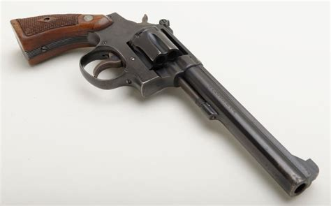 k d smith auctions smith and wesson k 38 cal 38 sp serial 219032 this
