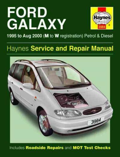 old cars and repair manuals free 1995 ford ranger user handbook ford galaxy petrol diesel 1995 2000 haynes service repair manual sagin workshop car manuals