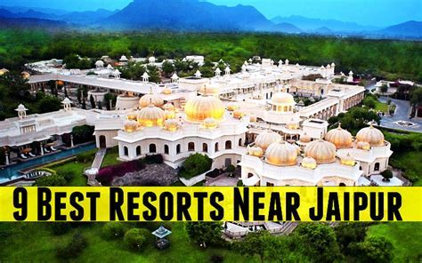 9 Best Resorts Near Jaipur   Hello Travel Buzz
