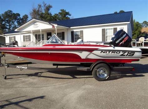 nitro boats z19 sport 2017 nitro z19 sport piedmont south carolina boats