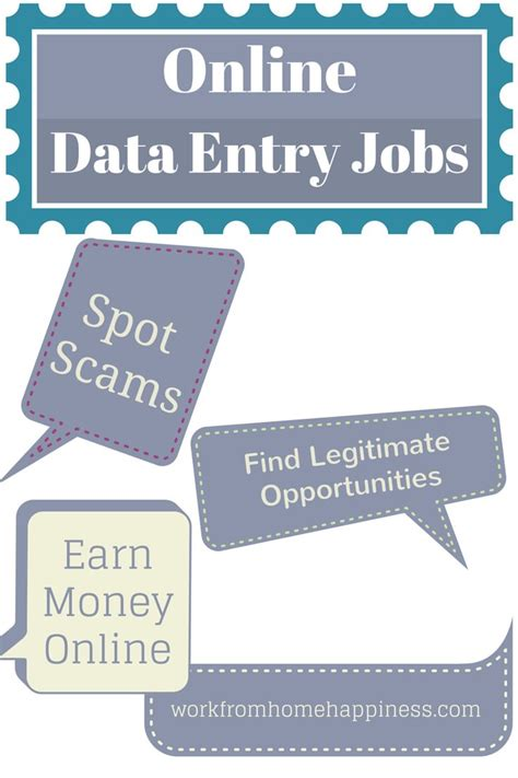 Online Data Entry Jobs Work From Home - 1000 ideas about online data entry on pinterest online