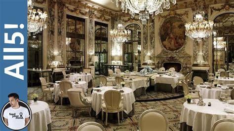 5 of the most expensive restaurants doovi