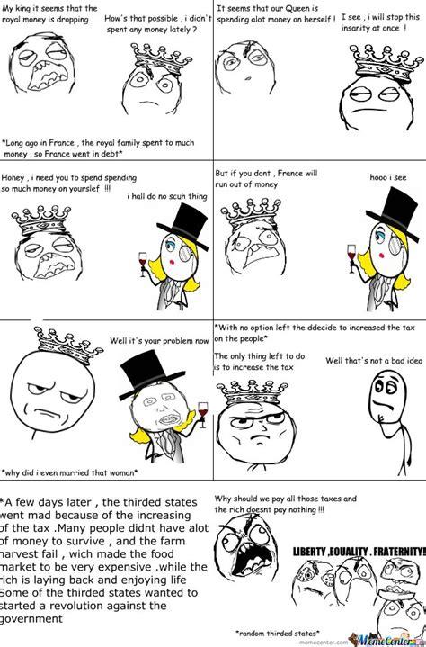 Meme Definition French - french revolution meme way by rg meme center