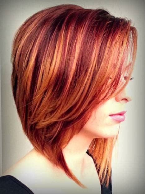 New Short Hairstyles and Highlights   Short Hairstyles 2018
