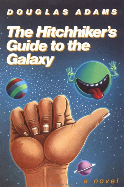 the hitchhiker s guide to the galaxy by douglas