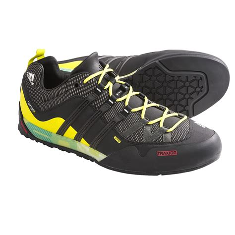 adidas outdoor adidas outdoor terrex solo approach shoes for men 5778n