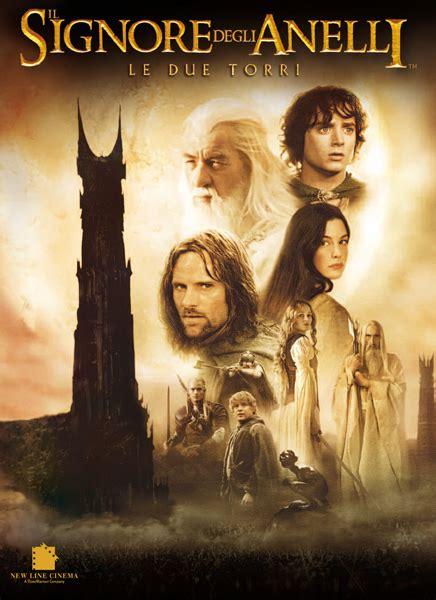 film fantasy tipo signore degli anelli il signore degli anelli le due torri warner bros