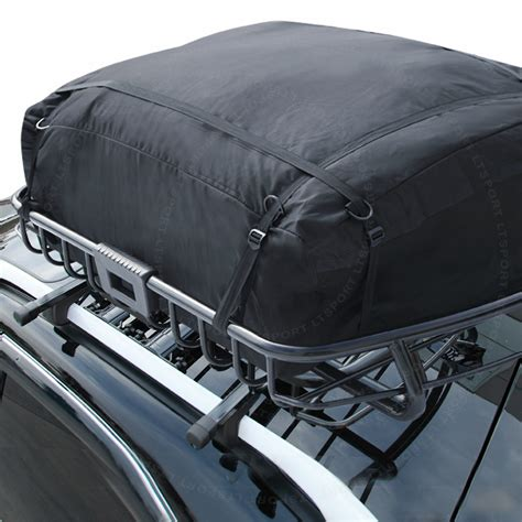 Jeep Roof Top Cargo Carrier Jeep Heavy Duty Top Roof Rack Cargo Luggage Basket