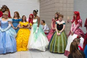 Disney princess cosplay group by nightsflyer129 on deviantart