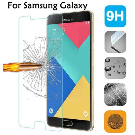 Tempered Glass Samsung Galaxy J5 2015 tempered glass screen protector for samsung galaxy j5 2015