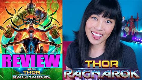 thor movie queen thor ragnarok movie review youtube