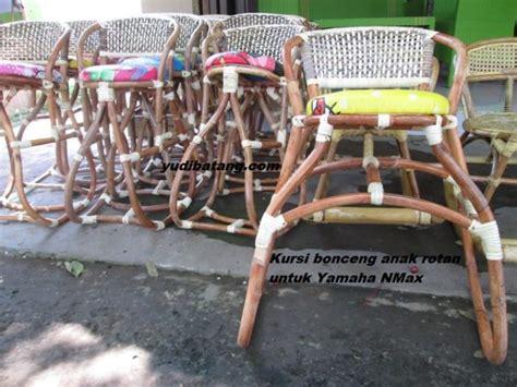 Kursi Bonceng Anak Dari Rotan kursi bonceng anak yudibatang