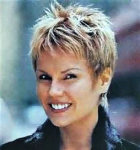 spiked hairstyles for older women short spikey hairstyles for older women bing short