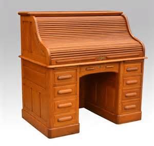 Oak Roll Top Desk Value by Antiques The Uk S Largest Antiques Website