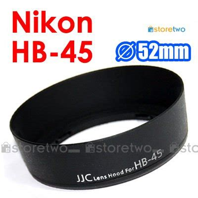 Lens Jjc Hb 45 Replaces Nikon Hb 46 hb 45 jjc lens for nikon af s 18 55mm f 3 5 5 6g vr dx nikkor