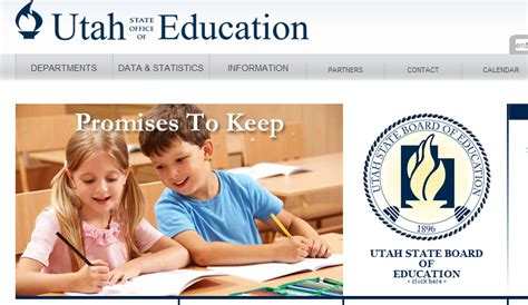 Utah Office Of Education by Utah State Office Of Education Integration Through And