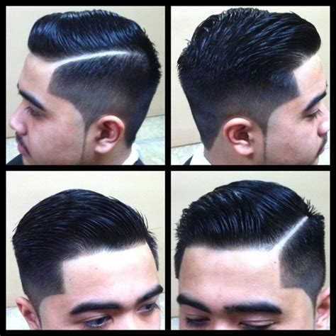 mens haircuts anchorage shadow fade comb over w part quailtyoverquantity