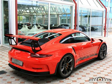 991 Gt3rs Price by Porsche 991 Gt3 Rs For Sale On Luxify